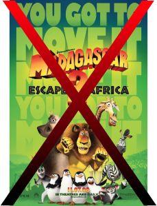 No Madagascar 2